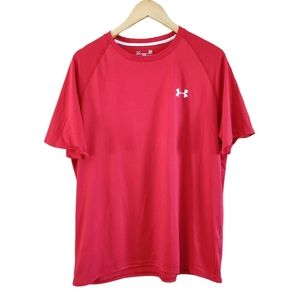Under Armour Loose Heat Gear Short Sleeve Top L